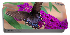 Butterfly And Friend Portable Battery Charger