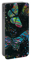 Butterfly Beauties Portable Battery Charger