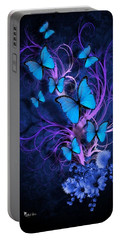 Butterfly Burst Portable Battery Charger