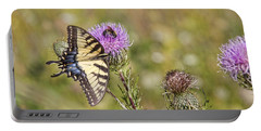 Butterfly Portable Battery Charger by Daniel Sheldon