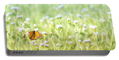 Butterfly Dreams Portable Battery Charger by Holly Kempe
