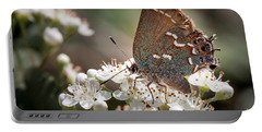 Butterfly In The Garden Portable Battery Charger