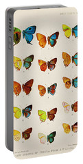 Butterfly Plate Portable Battery Charger