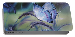 Butterfly Series #3 Portable Battery Charger