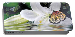 Butterfly Series Seven Portable Battery Charger