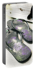 Butterfly Summer Portable Battery Charger