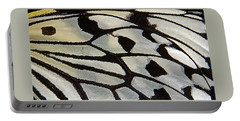 Butterfly Wing Portable Battery Charger by Jocelyn Kahawai