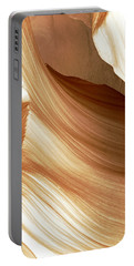 Butterscotch Taffy Antelope Canyon Portable Battery Charger