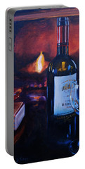 By The Fire Portable Battery Charger
