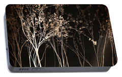 Portable Battery Charger featuring the digital art By The Light Of The Moon by Susan Maxwell Schmidt