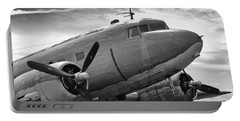 C-47 Skytrain Portable Battery Charger by Guy Whiteley