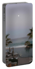Cabo Moonlight Portable Battery Charger by Susan Garren