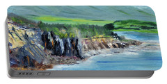 Cabot Trail Coastline Portable Battery Charger