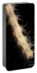 Cactus Branch Portable Battery Charger