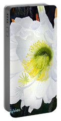 Cactus Flower II Portable Battery Charger