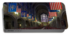Cadet Chapel At West Point Portable Battery Charger