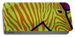 Cadmium Zebra Portable Battery Charger