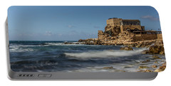 Caesarea Maritima Portable Battery Charger