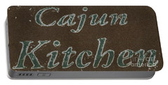 Cajun Kitchen Portable Battery Charger