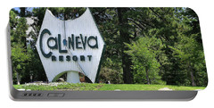 Cal Neva Resort - Lake Tahoe Portable Battery Charger