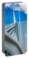 Calatrava Point Portable Battery Charger