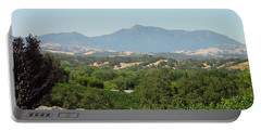 Portable Battery Charger featuring the photograph Cali View by Shawn Marlow
