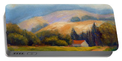 California Hills Portable Battery Charger