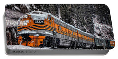 California Zephyr Portable Battery Charger