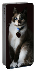 Calista Portable Battery Charger by Judy Whitton