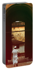 Portable Battery Charger featuring the photograph Call To Prayer by Mini Arora