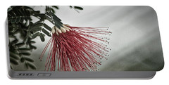 Calliandra Californica Portable Battery Charger
