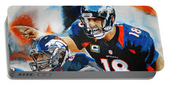 Peyton Manning Portable Battery Charger