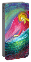 Calming Angel Portable Battery Charger