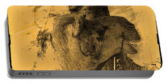 Camel Love Desert India Rajasthan Portable Battery Charger
