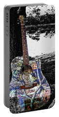 Camo Guitar Portable Battery Charger