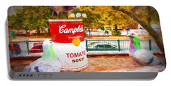 Campbell's Soup Portable Battery Charger