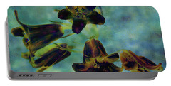Portable Battery Charger featuring the photograph Can You Hear The Bells Ringing by Patricia Griffin Brett