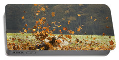 Portable Battery Charger featuring the photograph Can You See Me? by Carol Lynn Coronios