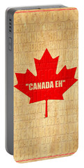 Canada Music 1 Portable Battery Charger