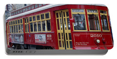 Canal Streetcar Nola Portable Battery Charger