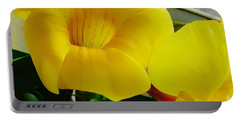 Canario Flower Portable Battery Charger