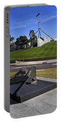 Canberra - Memorial And Parliament House Portable Battery Charger