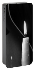 Candle Light Serenade Portable Battery Charger