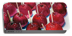 Candy Apples Portable Battery Charger