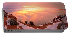Canyonlands Winter Portable Battery Charger