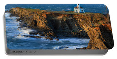 Cape Arago Lighthouse Portable Battery Charger