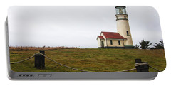 Cape Blanco Lighthouse Portable Battery Charger