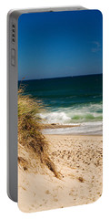 Cape Cod Massachusetts Beach Portable Battery Charger