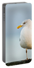 Cape Cod Seagull Portable Battery Charger