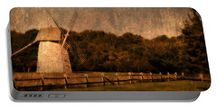 Cape Cod Windmill Portable Battery Charger